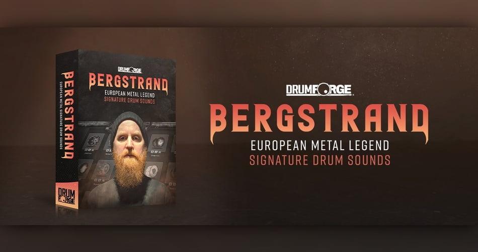 Drumforge Daniel Bergstrand