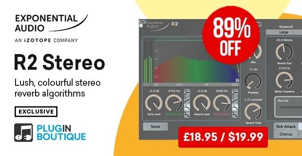Exponential Audio R2 Sale