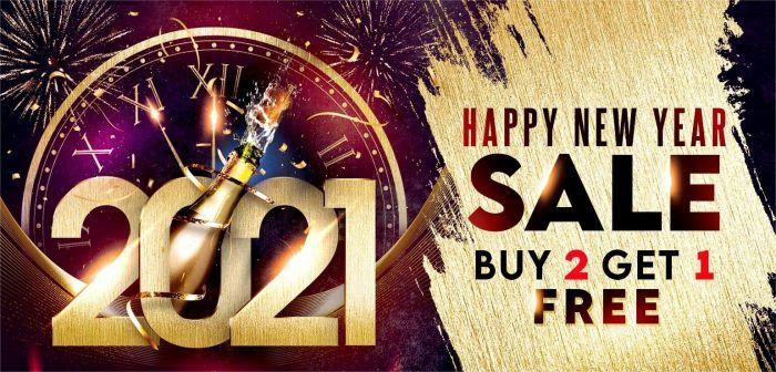 Ghosthack Happy New Year Sale 2021