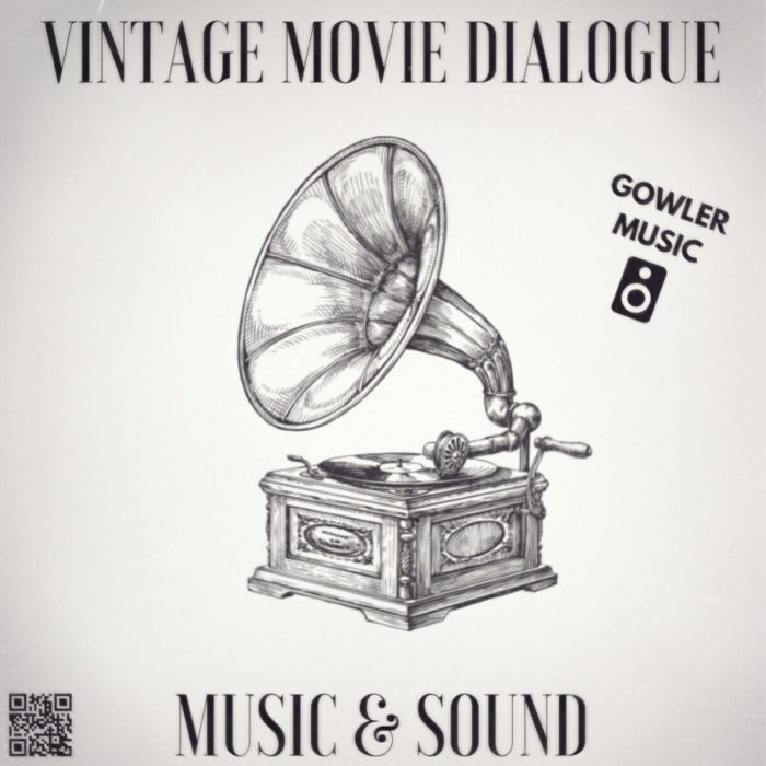 GowlerMusic Vintage Movie Dialogue Music and Sound