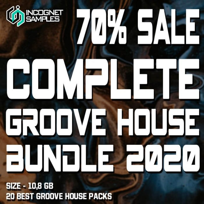 Incognet Complete Groove House 2020