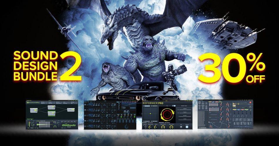 Krotos Sound Design Bundle 2 sale