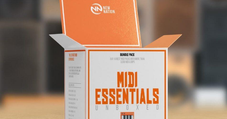 New Nation MIDI Essentials Bundle