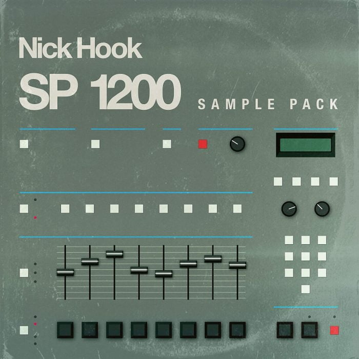 Nick Hook SP 1200 Sample Pack