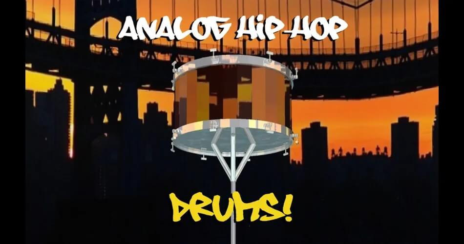 Past To Future Analog Hip Hop Drums