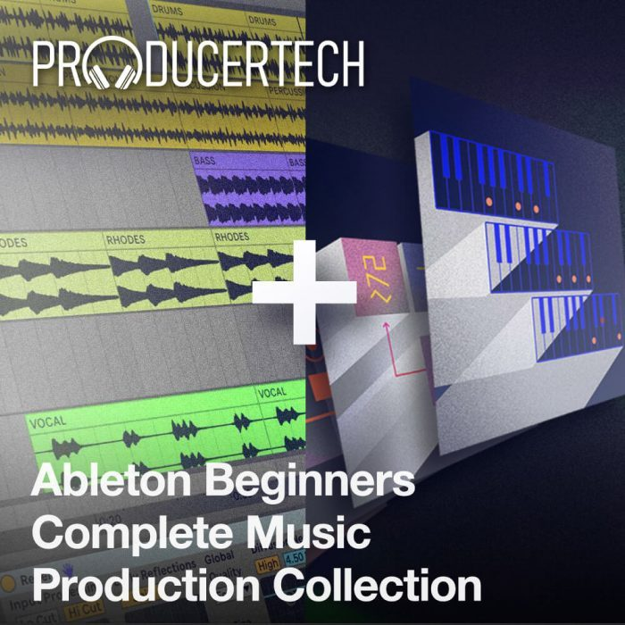 Producertech Ableton Beginners Complete Music Production Collection