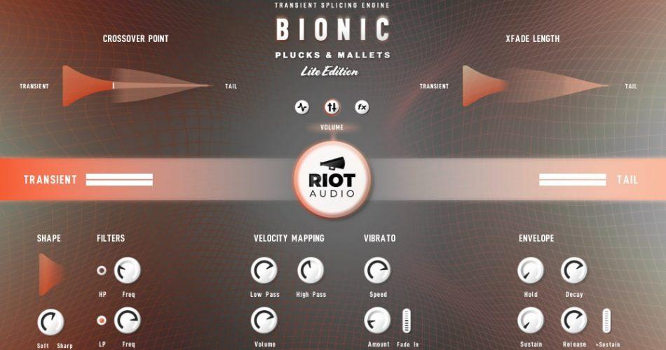 Riot Audio Bionic Lite