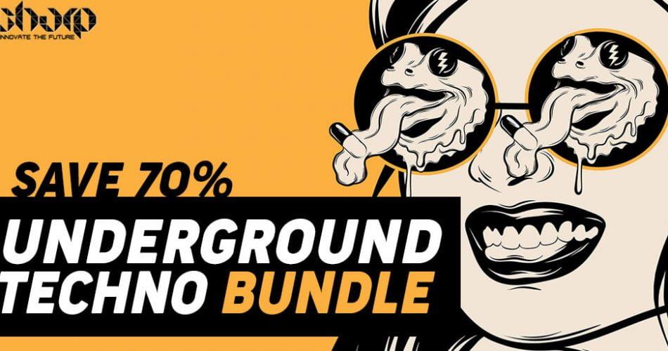 SHARP Underground Techno Bundle