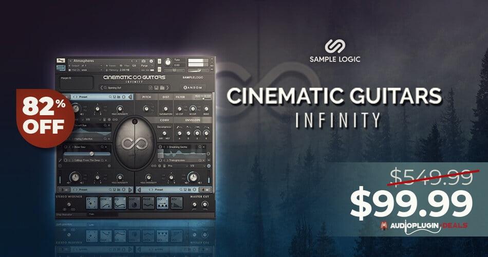 Sample Logic Infinity Sale