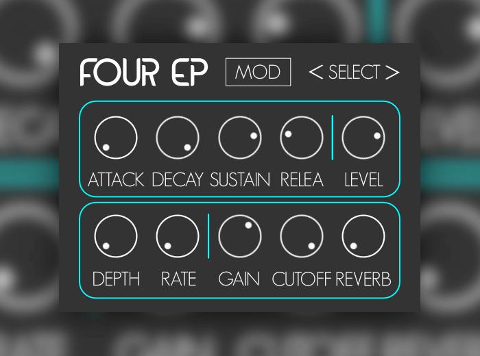 SampleScience Four EP