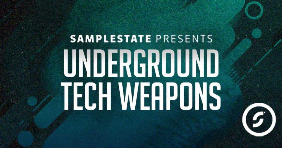 Samplestate Underground Tech Weapons