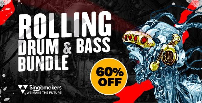 Singomakers Rolling Drum Bass Bundle