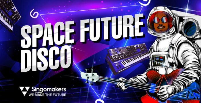 Singomakers Space Future Disco