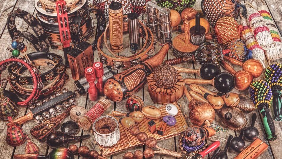 David Oliver's Shake: Comprehensive percussion library for Kontakt 6 Player