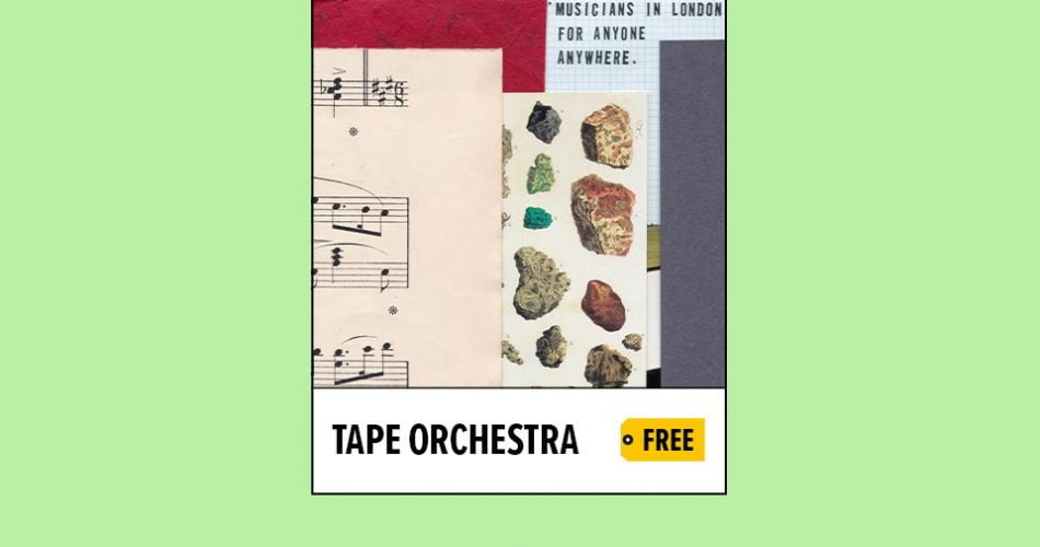 Spitfire LABS Tape Orchestra