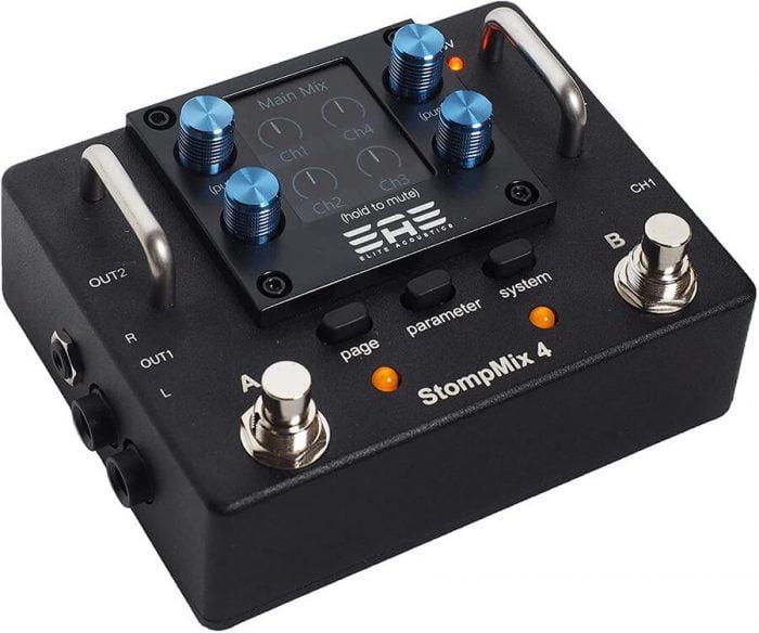 StompMix X4