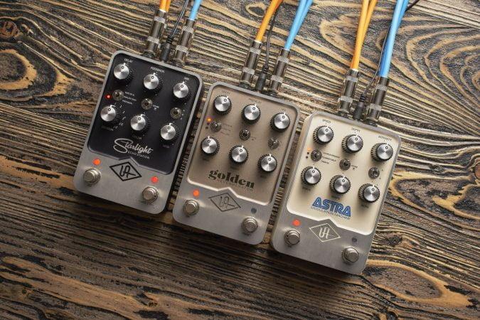 UA Guitar Pedals