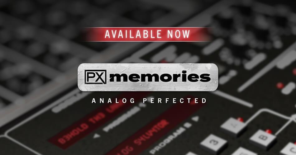 UVI PX Memories analog perfected