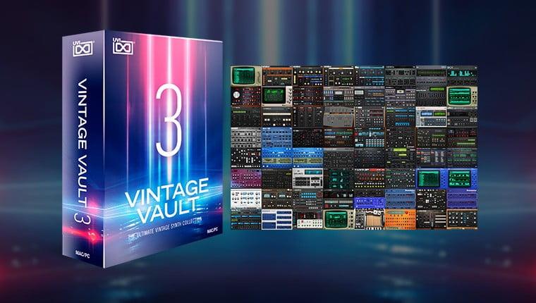 UVI Vintage Vault 3