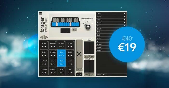 VST Buzz Forager 19 EUR