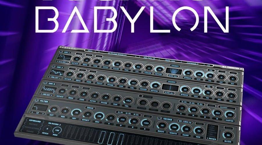 WA Techno for Babylon