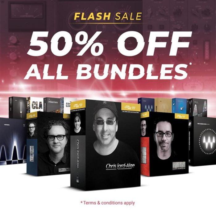 Waves Bundles Flash Sale