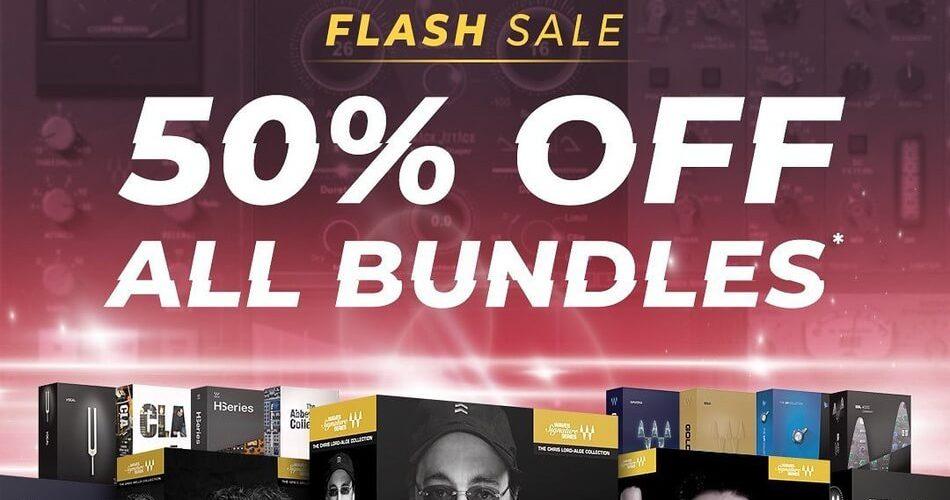Waves Bundles Flash Sale feat