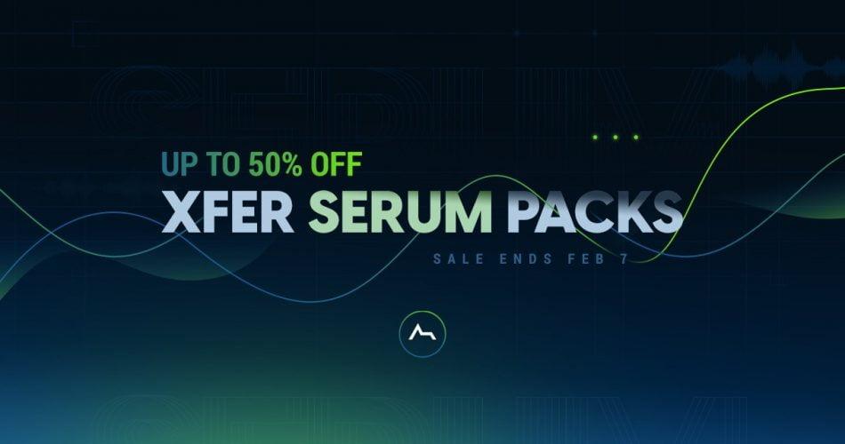 ADSR Xfer Serum Packs