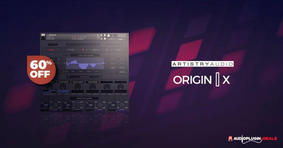 APD Origin X Sale