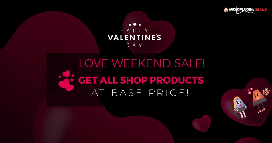 APD Valentines Day Sale 2021