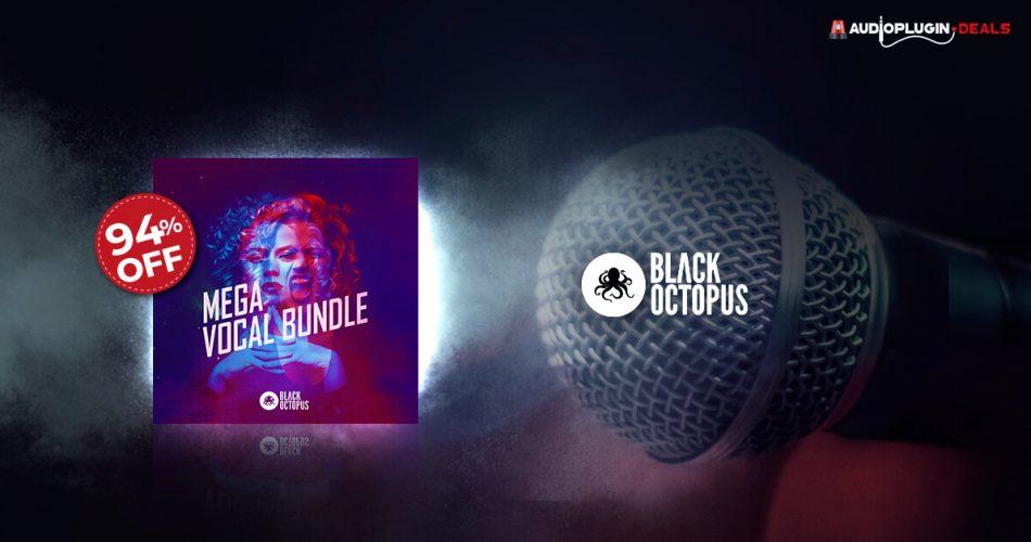 Black Octopus Mega Vocal Bundle