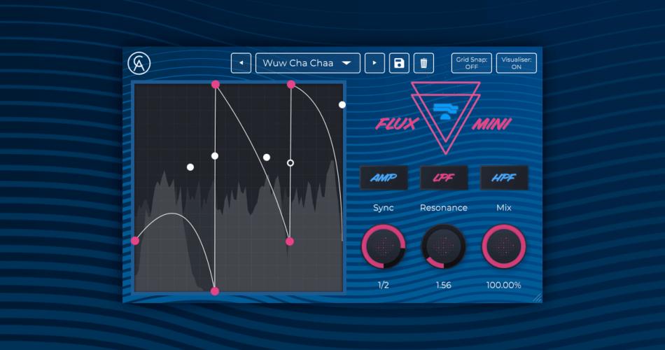Caelum Audio FluxMini