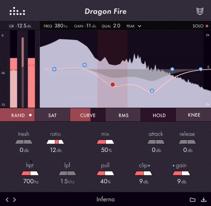 Denise Dragon Fire