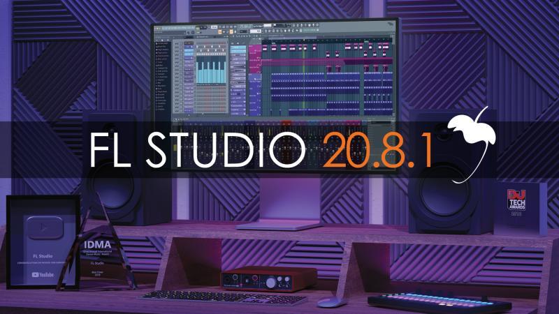 FLStudio 20.8.1