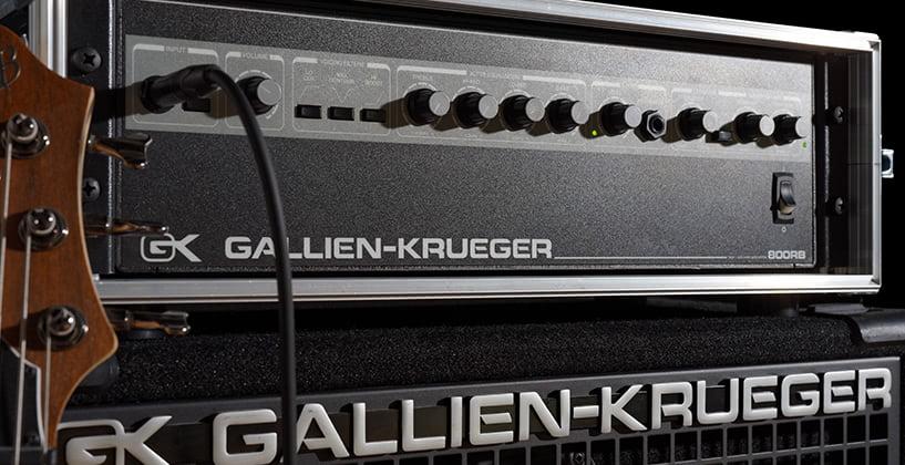 Gallien Krueger 800 RB