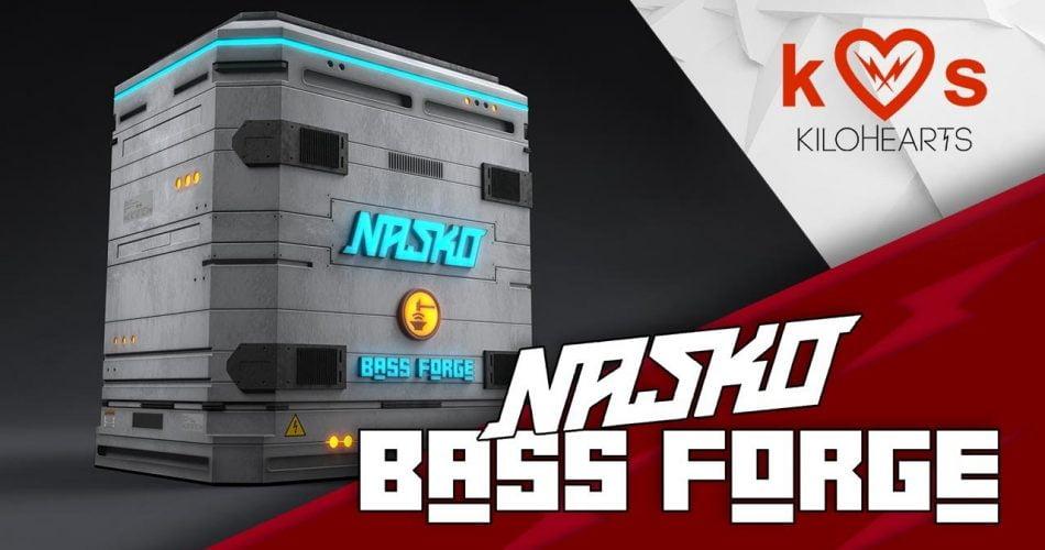 Kilohearts Nasko Bass Forge Content Bank