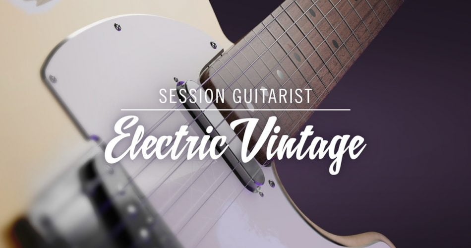 NI Session Guitarist Electric Vintage