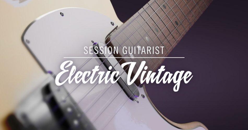 NI Session Guitarist Electric Vintage