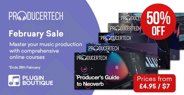 Producertech February Sale