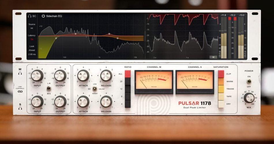 Pulsar Audio 1178