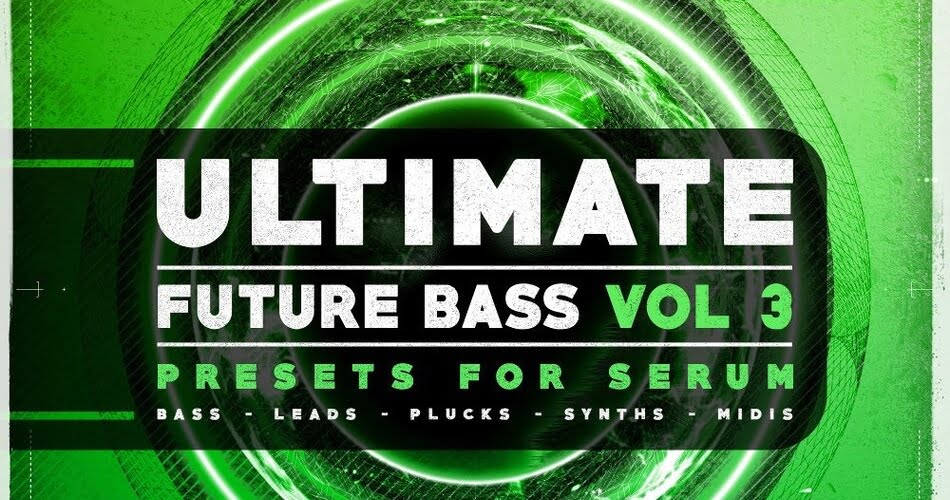 RS Ultimate Future Bass Vol 3