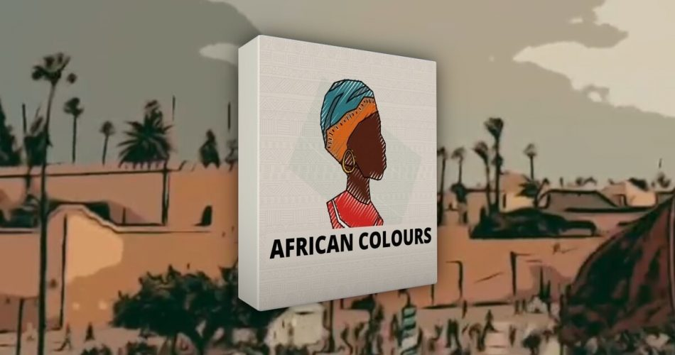 Rast Sound African Colours