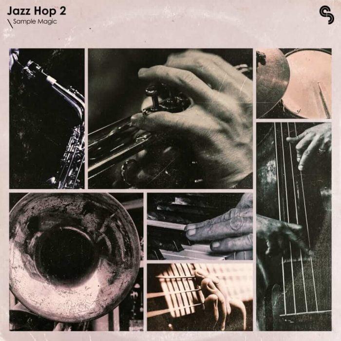 Sample Magic Jazz Hop 2