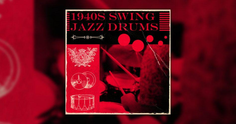 SampleScience 1940s Swing Jazz Drums