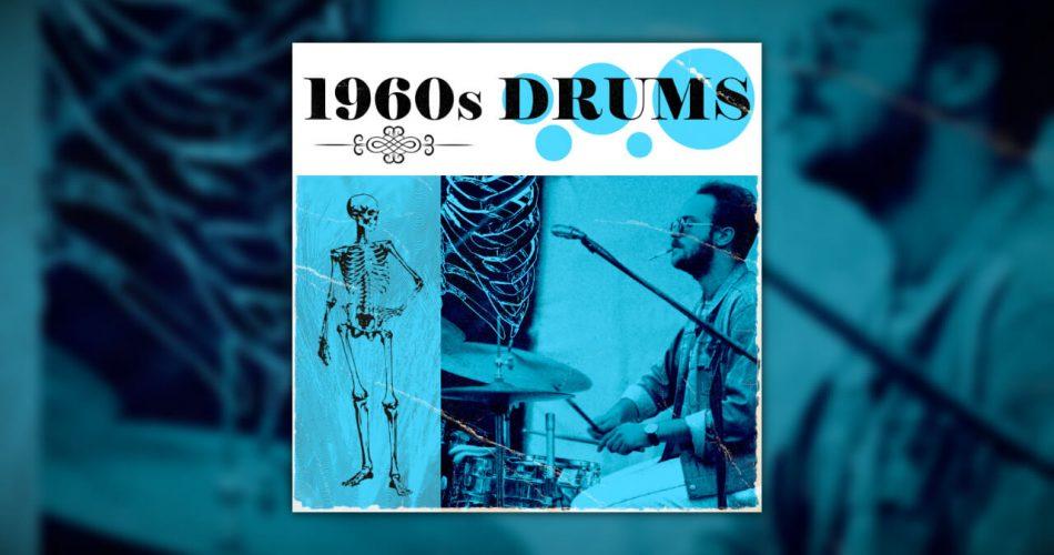 SampleScience 1960s Drums