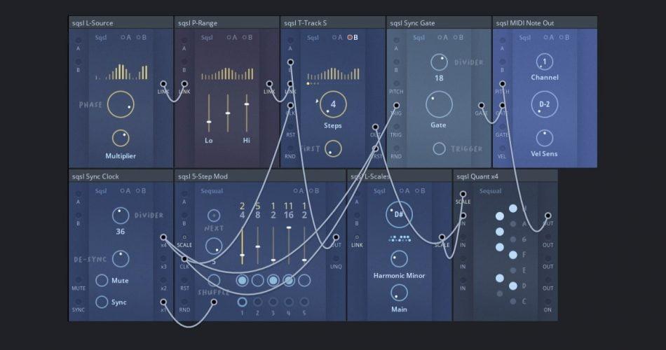 Seqsual Blue Set v2