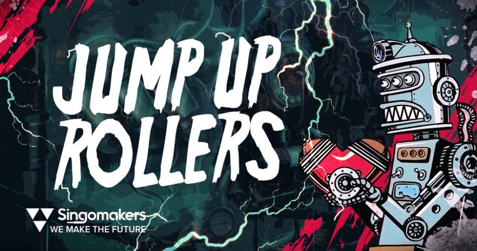 Singomakers Jump Up Rollers