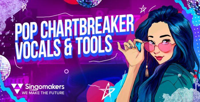 Singomakers Pop Chartbreaker Vocals Tools