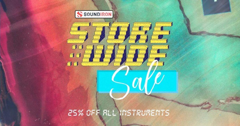 Soundiron Storewide Sale