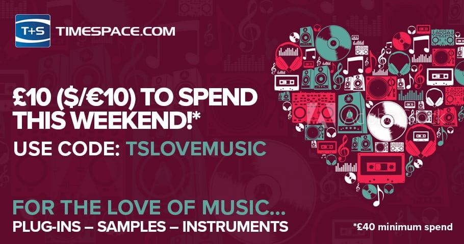 TimeSpace Valentine